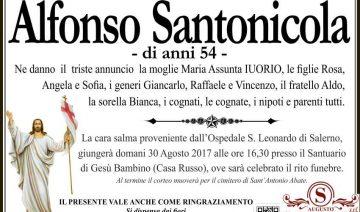 santonicola alfonso