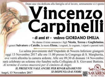 carpinelli vincenzo