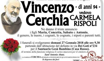 vincenzo Cerchia